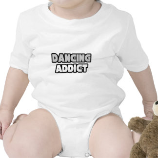 Dancing Addict Tee Shirt