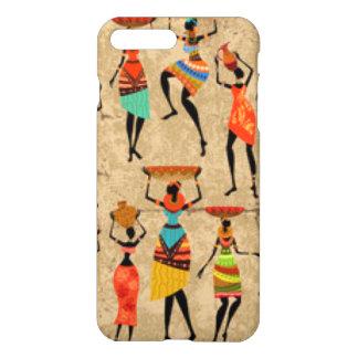 Dancing African ladies iPhone 8 Plus/7 Plus Case
