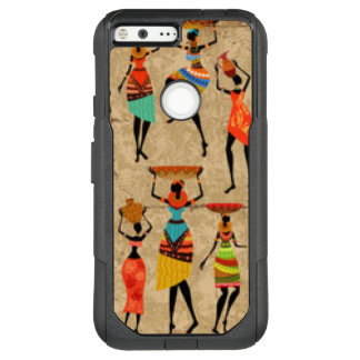 Dancing African ladies OtterBox Commuter Google Pixel XL Case