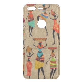 Dancing African ladies Uncommon Google Pixel Case