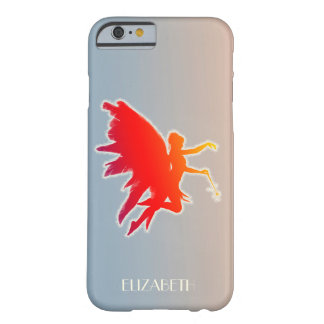 Dancing Angel Of Dance And Music With Golden Halo Barely There iPhone 6 Case