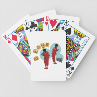 Dancing B Boyz Bicycle Playing Cards