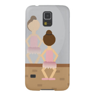 Dancing Ballerina Phone Case (put it on any case!