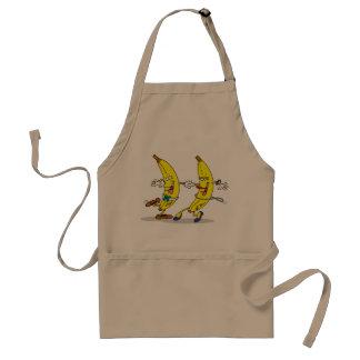 Dancing Bananas Apron