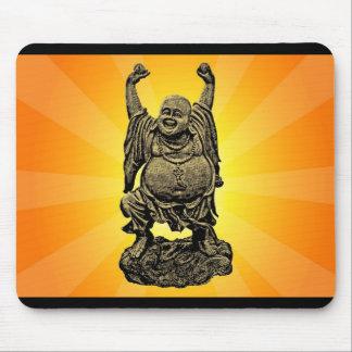 Dancing Buddha Mousepad