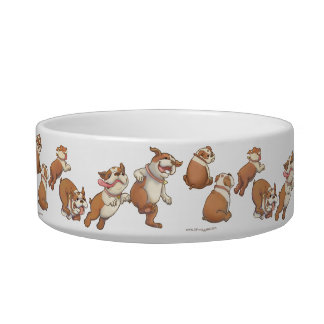 Dancing Bulldogs Bowl