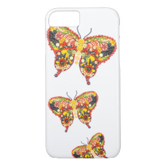 Dancing Butterflys iPhone 7 Case