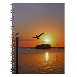 Dancing by Firelight Notebook