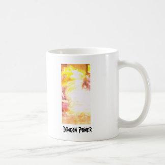 Dancing Chinese Dragon mug