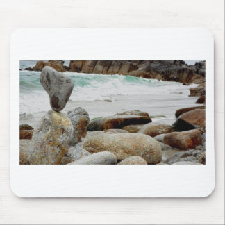Dancing Coastal Rock Mouse Pad