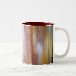 Dancing Colors Coffee Mugs