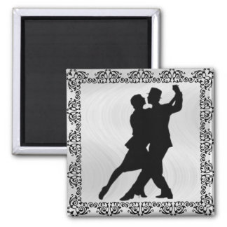 DANCING COUPLE 2 -magnet Magnet