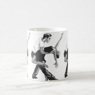 Dancing Couple Coffee Mug