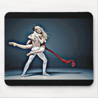 Dancing Couple Mouse Pad