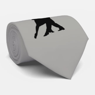 DANCING COUPLE TIE