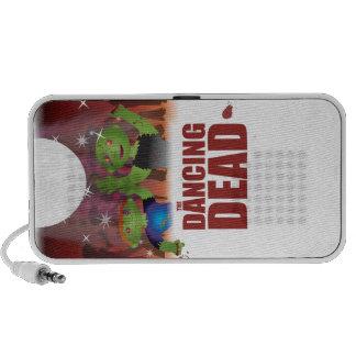 Dancing Dead iPod Speakers