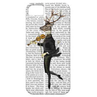 Dancing Deer with Violin Case For The iPhone 5