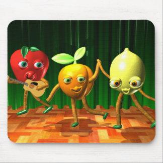 Dancing Delights Lemonade Serenade Mouse Pad