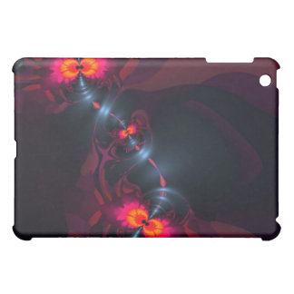 Dancing Devas – Violet & Salmon Sight Case For The iPad Mini