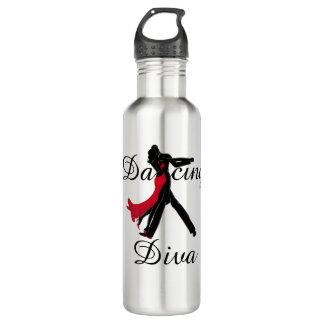 Dancing Diva Water Bottle