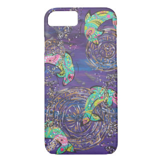Dancing Dolphins ID iPhone 7 case