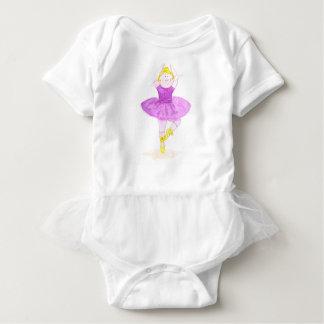 Dancing Elf Baby Bodysuit