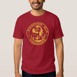 dancing elk condors t shirts