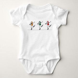 Dancing Elves Tshirts