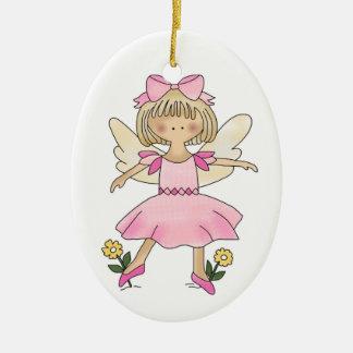 Dancing Fairy ornament
