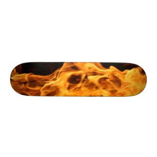 Dancing Fire Skate Board
