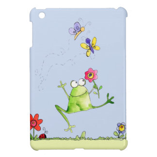 Dancing Frog iPad Mini Cases
