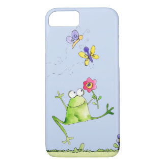 Dancing Frog iPhone 8/7 Case