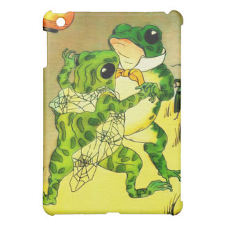 Dancing Frogs iPad Mini Cover