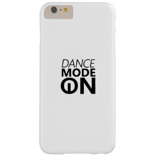 Dancing Gift Dance Mode On Barely There iPhone 6 Plus Case