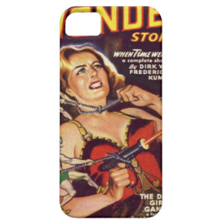 Dancing Girl and Evil Imps Barely There iPhone 5 Case