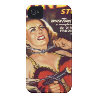 Dancing Girl and Evil Imps Case-Mate iPhone 4 Cases