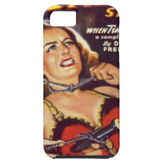 Dancing Girl and Evil Imps iPhone 5 Cover