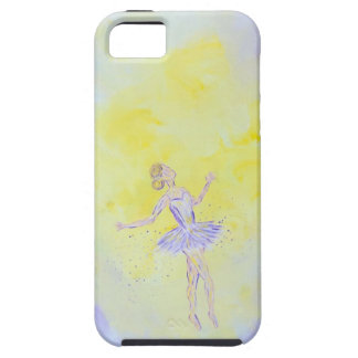 Dancing Girl Tough iPhone 5 Case