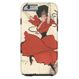 Dancing Girls- Prince of Wales Theatre Tough iPhone 6 Case