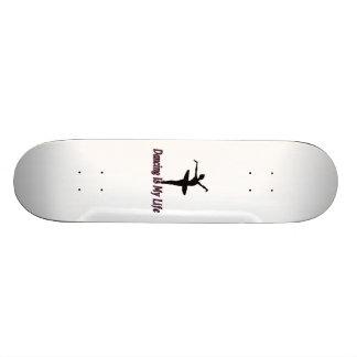 Dancing Is My Life 21.3 Cm Mini Skateboard Deck