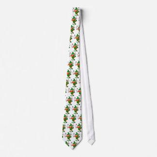 Dancing Leprechaun Tie