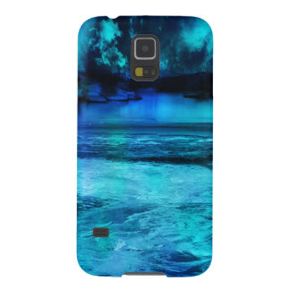 Dancing Lights Galaxy S5 Cover