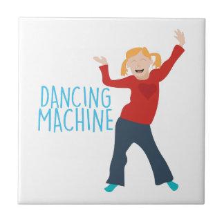 Dancing Machine Ceramic Tile