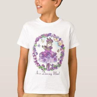 Dancing Mood Kids T-shirt