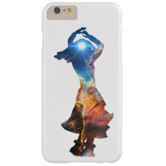 Dancing Nebula Barely There iPhone 6 Plus Case