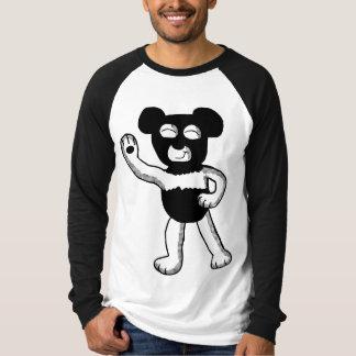 Dancing Ninja Panda Shirt
