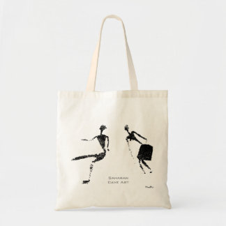 Dancing Pair Budget Tote Bag