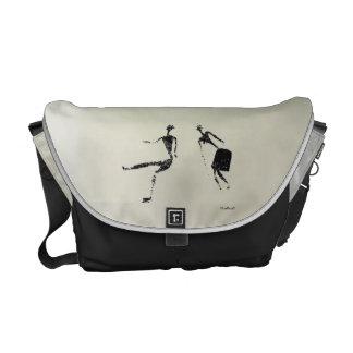 Dancing Pair Commuter Bags
