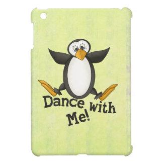 Dancing Penguin iPad Mini Cover