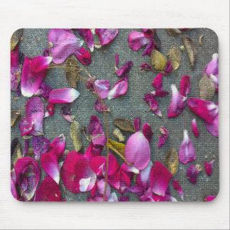 Dancing Petals I Mouse Pad